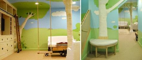 habitaciones creativas para niños 10