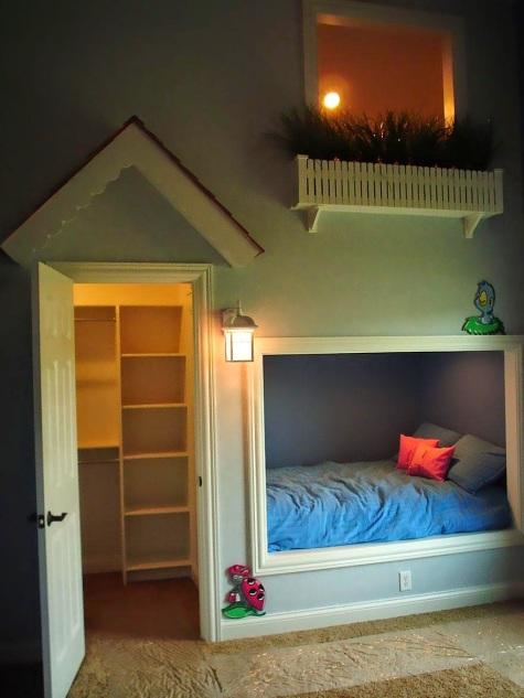 habitaciones creativas para niños 12
