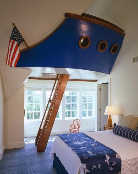 habitaciones creativas para niños 14