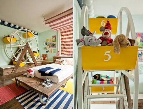 habitaciones creativas para niños 16