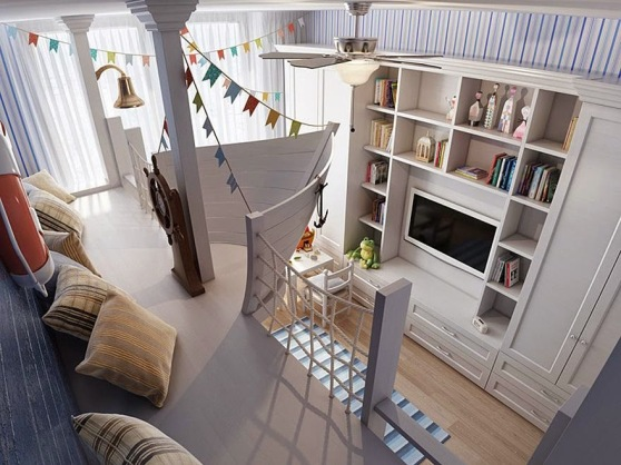 habitaciones creativas para niños 19