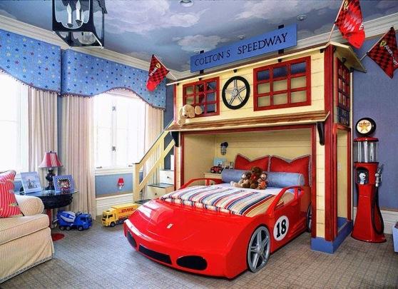 habitaciones creativas para niños 20