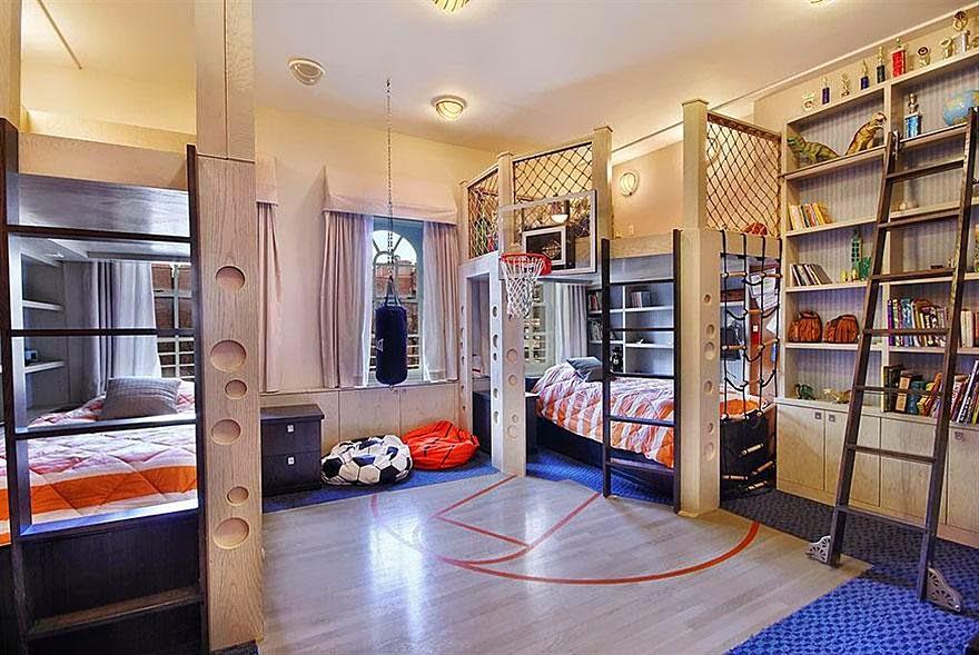 habitaciones creativas para niños 21