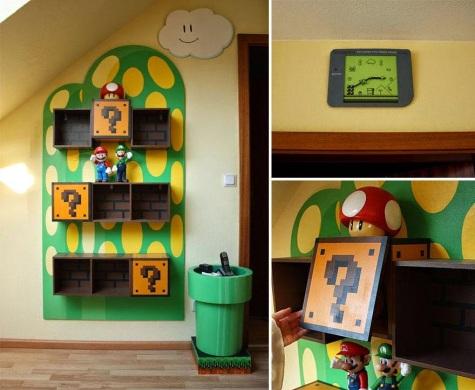 habitaciones creativas para niños 22