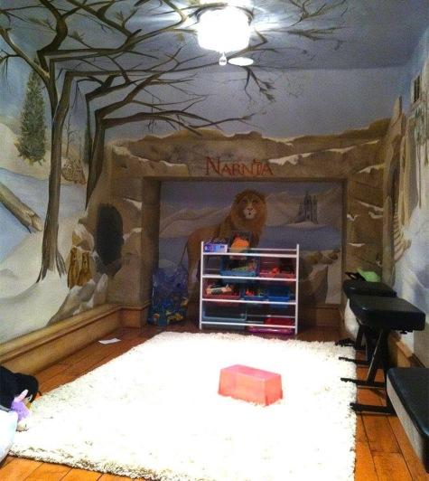 habitaciones creativas para niños 6