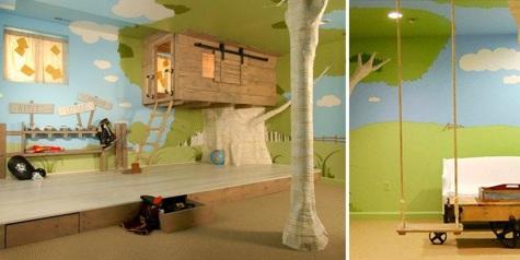habitaciones creativas para niños 9